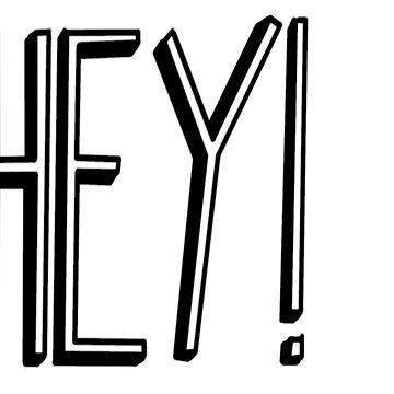 Hey !  by lilouskaya