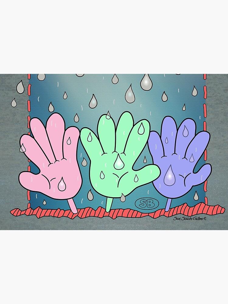 Hello, Rain by SueGilbert