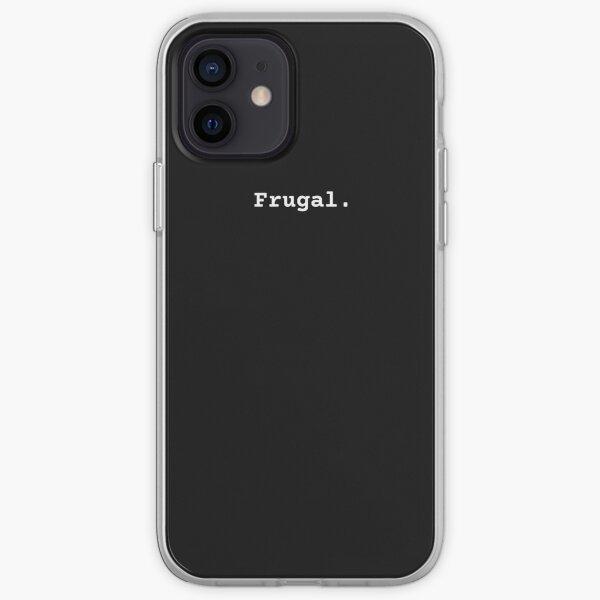 Frugal Minimalism Managing Your Finances Frugality  iPhone Soft Case