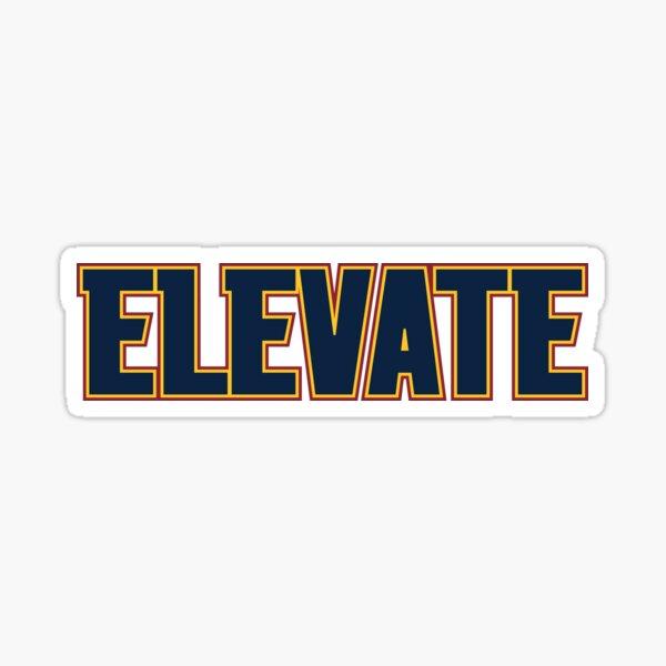 Elevate (Denver) Sticker