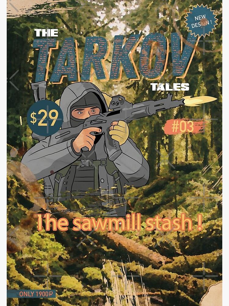 The Tarkov Tales # 03 - Escape from Tarkov - Shturman- V2 by Soronelite