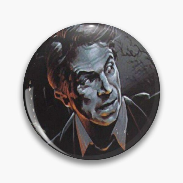 In The Mouth of Madness Pin