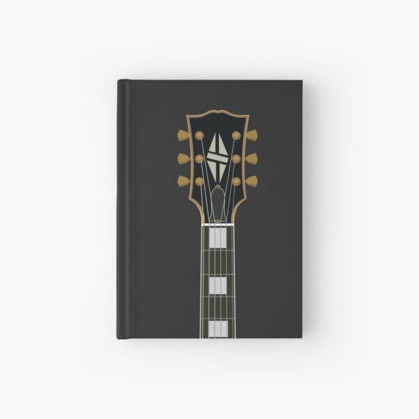 LP Custom Guitar Hardcover Journal