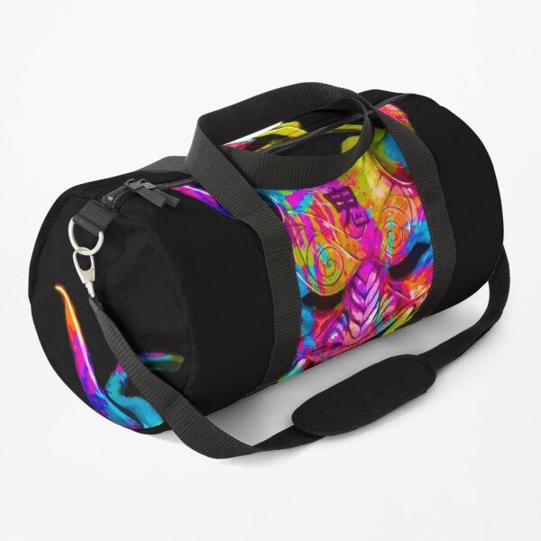 Neon Oni Duffle Bag