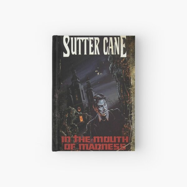 In The Mouth of Madness Hardcover Journal
