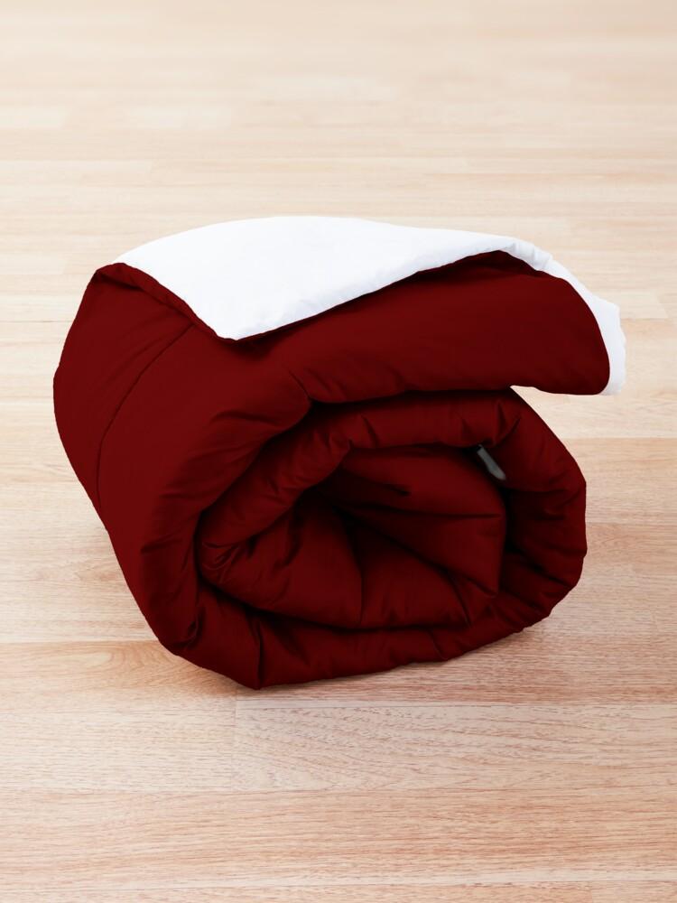 Alternate view of  الحب الحقيقي_True Love_white. Print and fabric تي شيرت Comforter