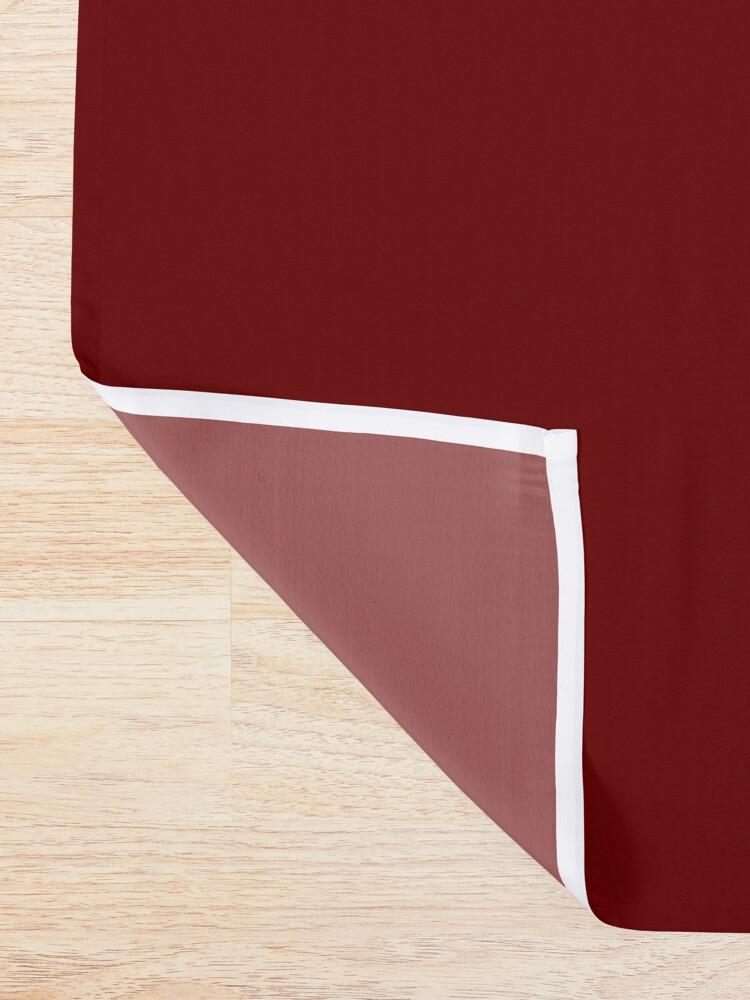 Alternate view of  الحب الحقيقي_True Love_white. Print and fabric تي شيرت Shower Curtain