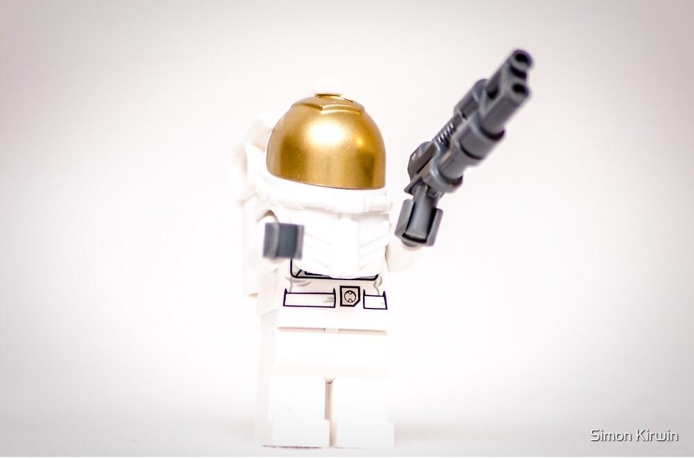 Spaced! by Simon Kirwin