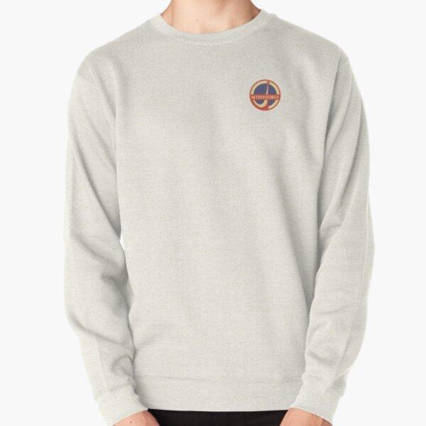 Interkosmos soviet space program Pullover Sweatshirt