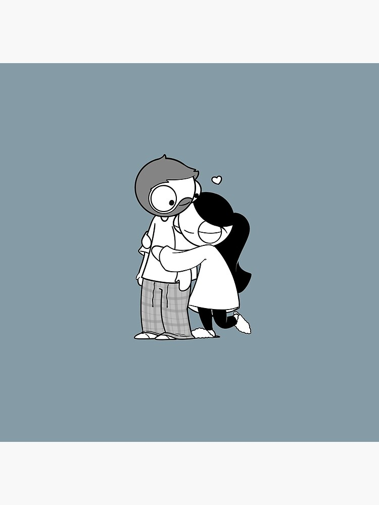 Pajama Hug by catanacomics