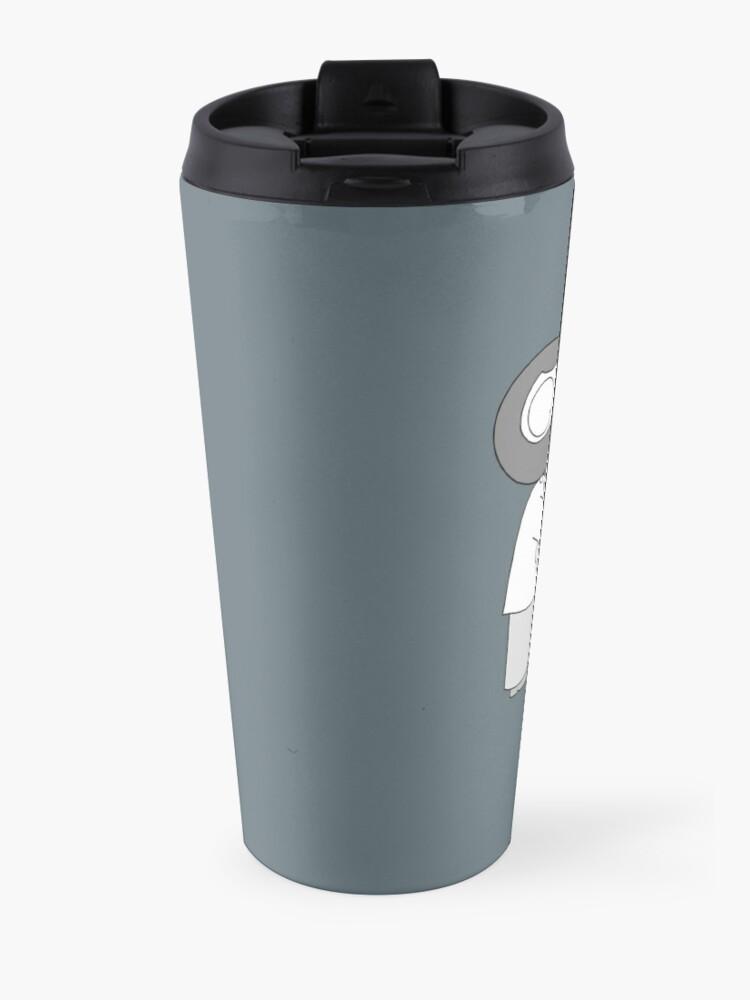 Alternate view of Hug Meh Travel Mug
