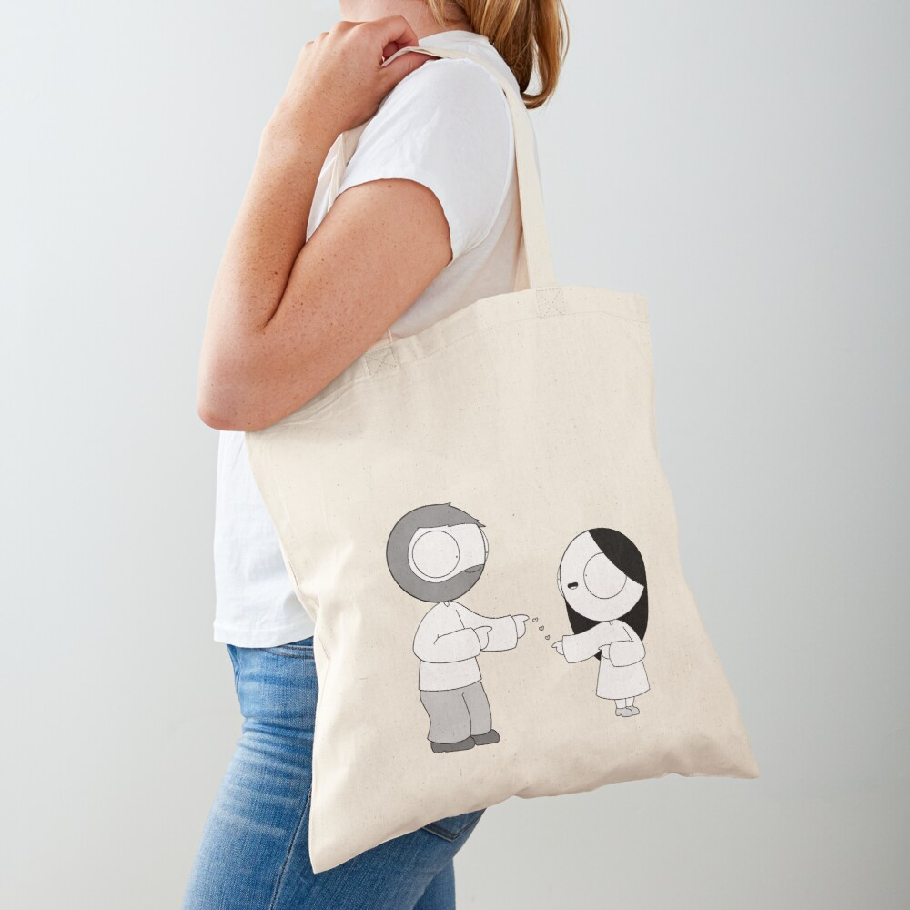 Fingergun Lovin' Tote Bag