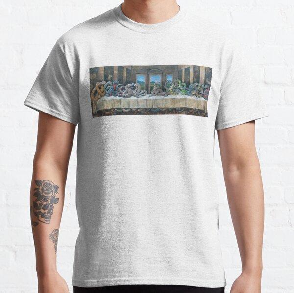 Serpents Last Supper Classic T-Shirt