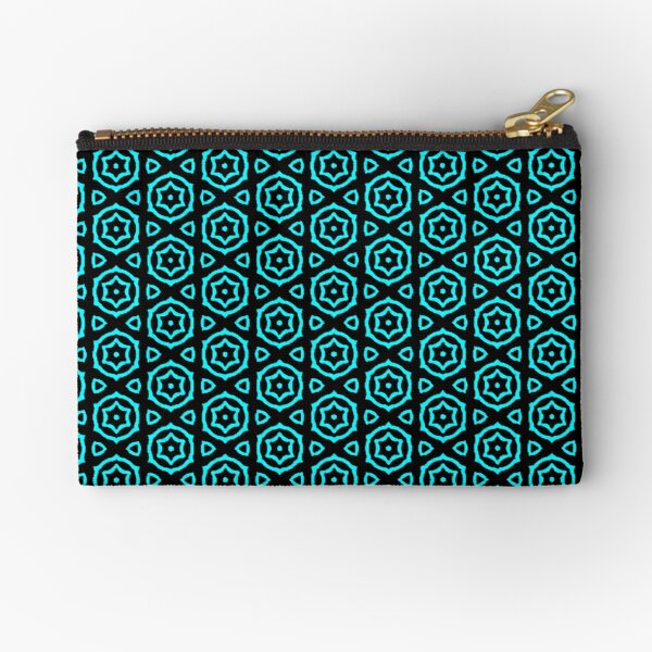 BLUE CAKE Zipper Pouch
