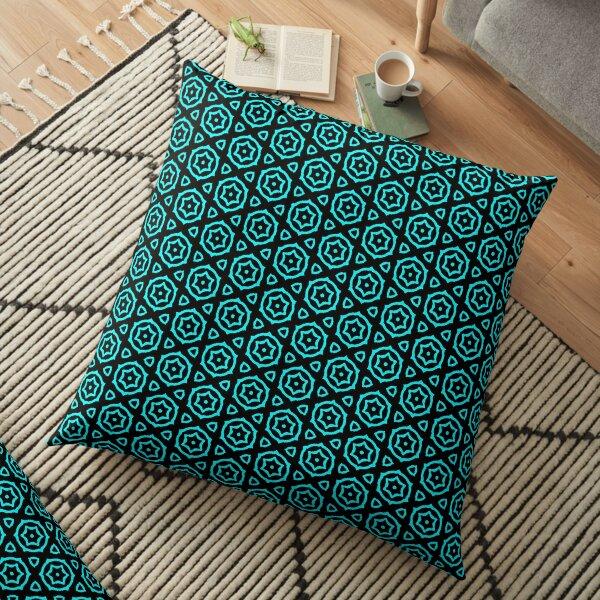BLUE CAKE Floor Pillow