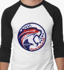 VFA-131 Wildcats Men's Baseball ¾ T-Shirt
