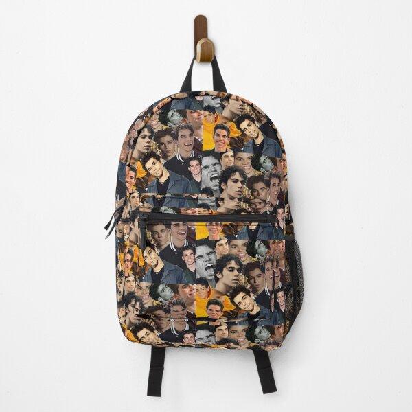 Cameron boyce collage design 2019  Backpack
