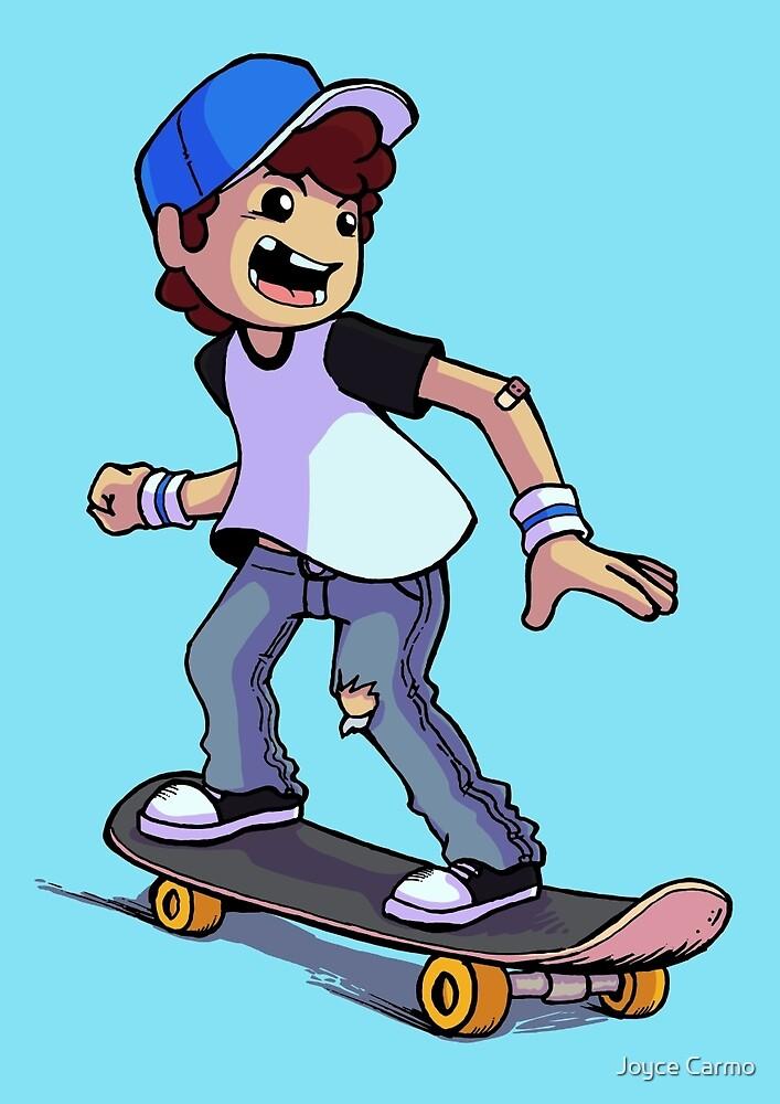 Skater Boy by Joyce Carmo