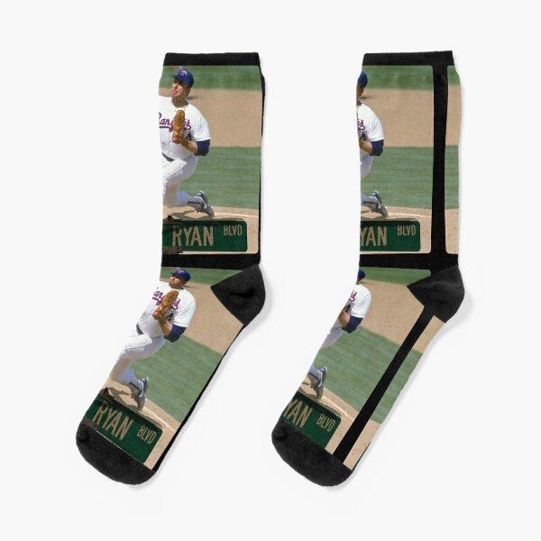 Nolan Ryan Blvd. Socks