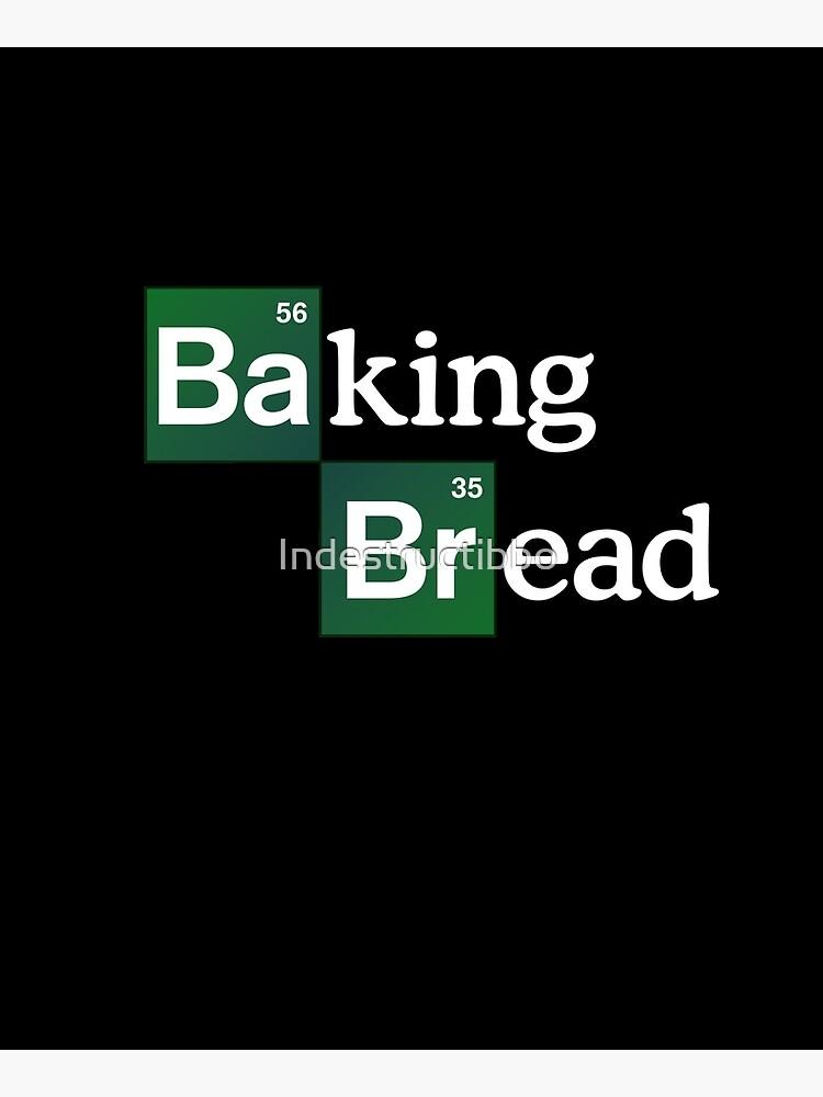 Baking Bread - Color Variation by Indestructibbo