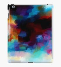 Abstract Nature Landscape Tropical iPad Case/Skin