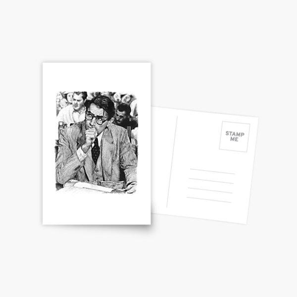 Atticus Postcard