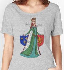 Eleanor of Aquitaine Women's Relaxed Fit T-Shirt