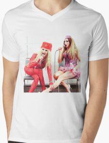 Katya and Alyssa Edwards Mens V-Neck T-Shirt