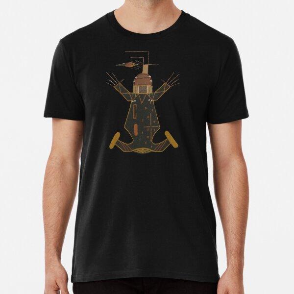 Father Sky Original Artwork Premium T-Shirt