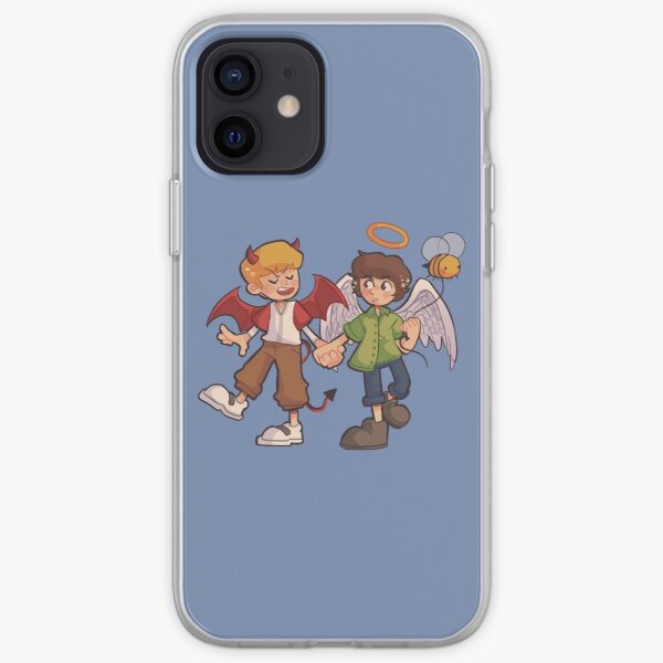 Tommy and Tubbo Angel/Devil iPhone Soft Case