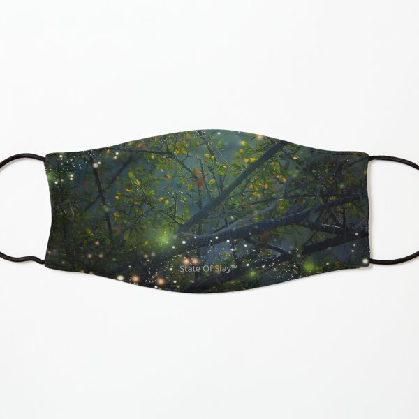 State Of Slay™ - Fairies In The Forest Kids Mask