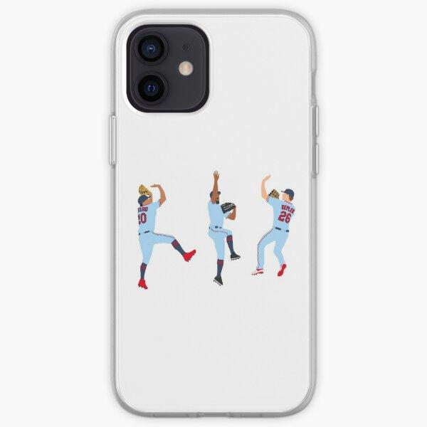 Minnesota Twins Trio iPhone Soft Case