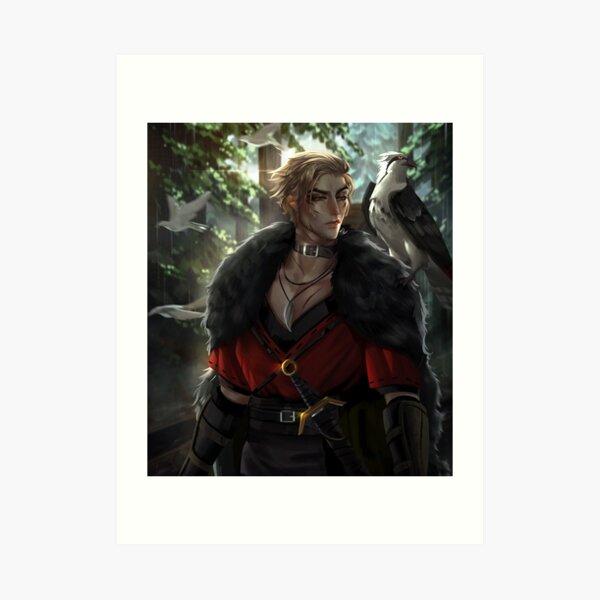 Mercenary Lucio Art Print