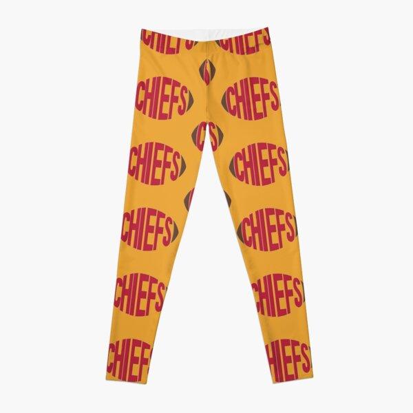 KC chiefs  Leggings