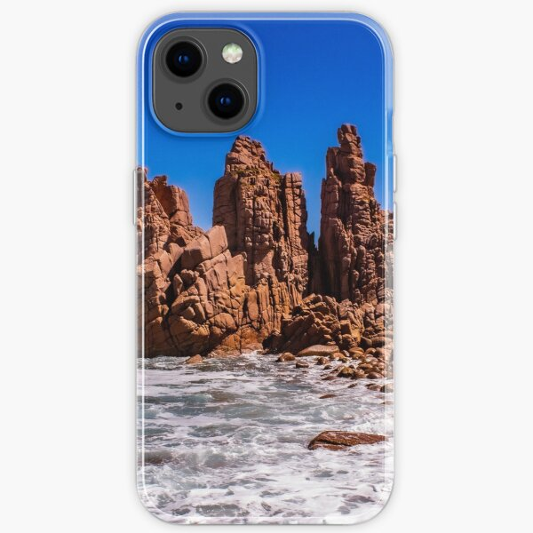 The Pinnacles iPhone Soft Case