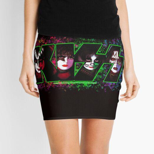 Beso fan art Minifalda