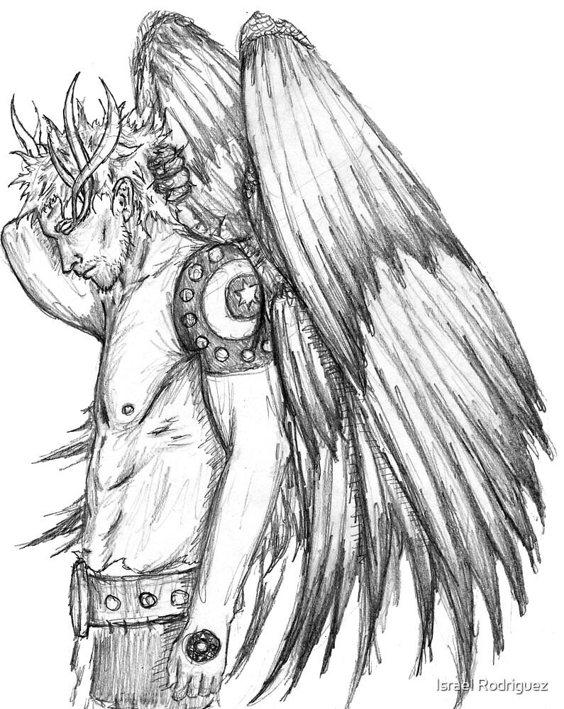 Seraph Angel by Israel Rodriguez