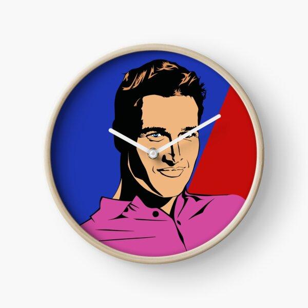 Paul Newman Clock