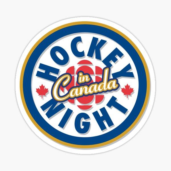 Hockey Night in Canada Sticker