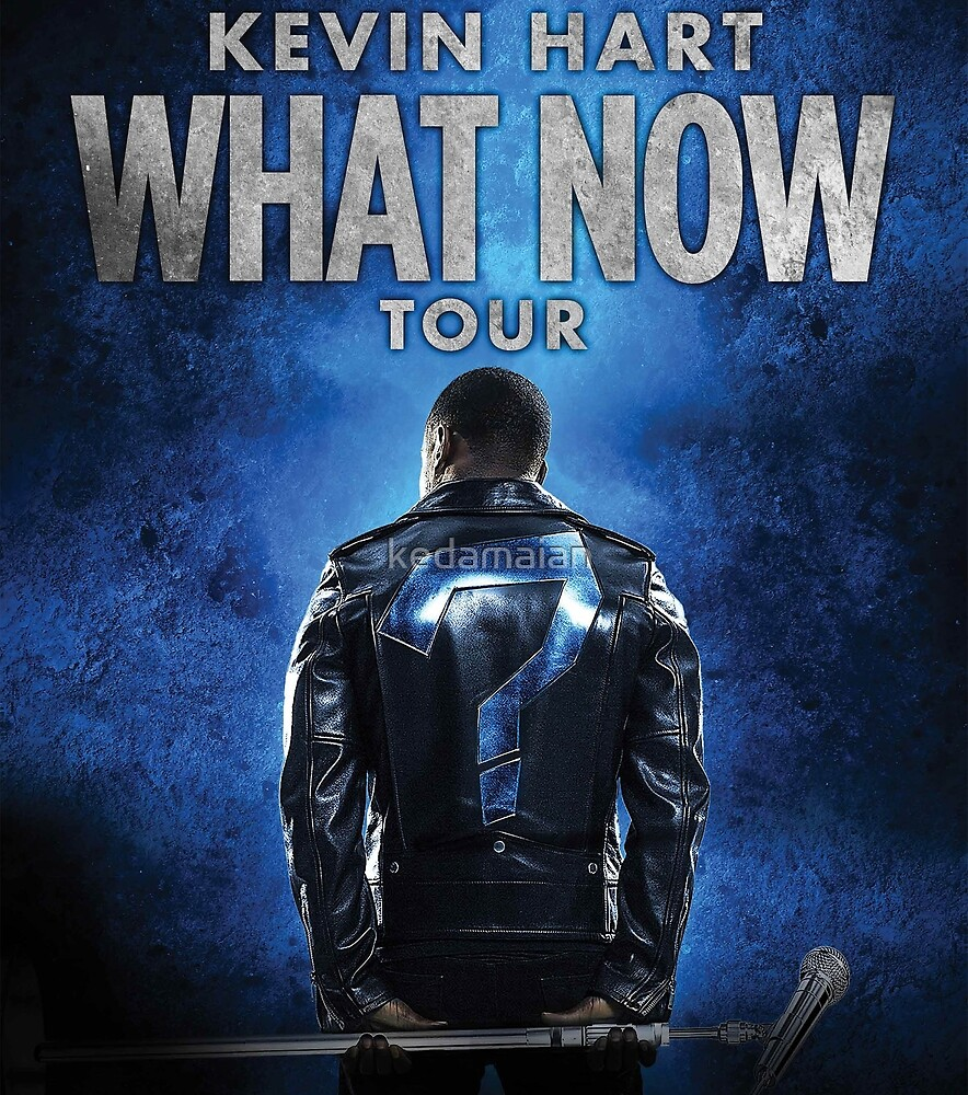 KEVIN HART WHAT NOW TOUR 2016 by kedamaian