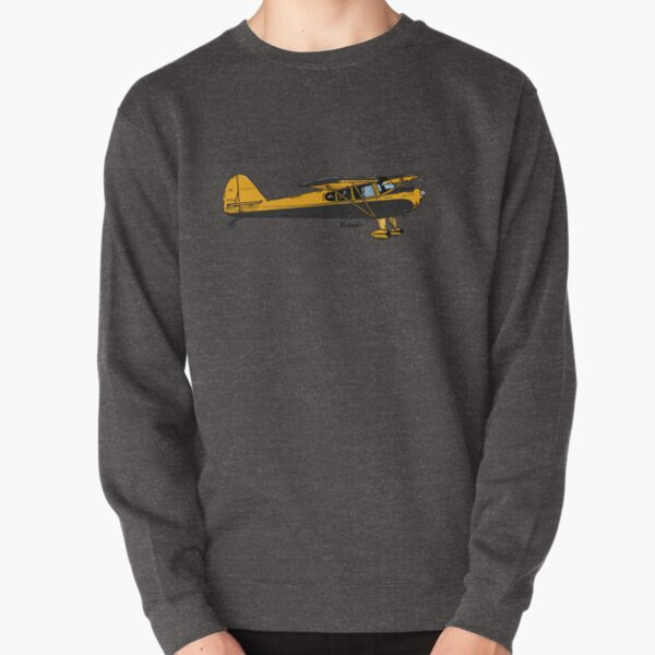 1955 Taylorcraft N43754 Pullover Sweatshirt