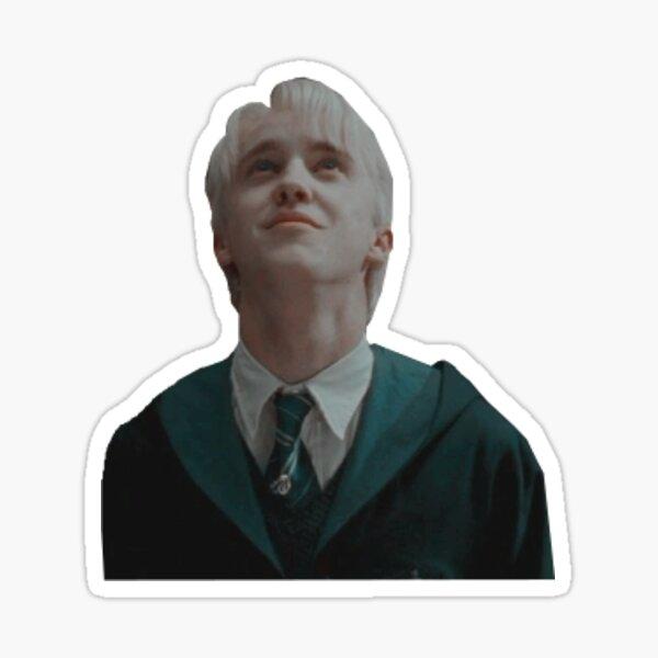 Draco Malfoy Pegatina