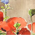 Poppies Close-Up by ZiggyToes