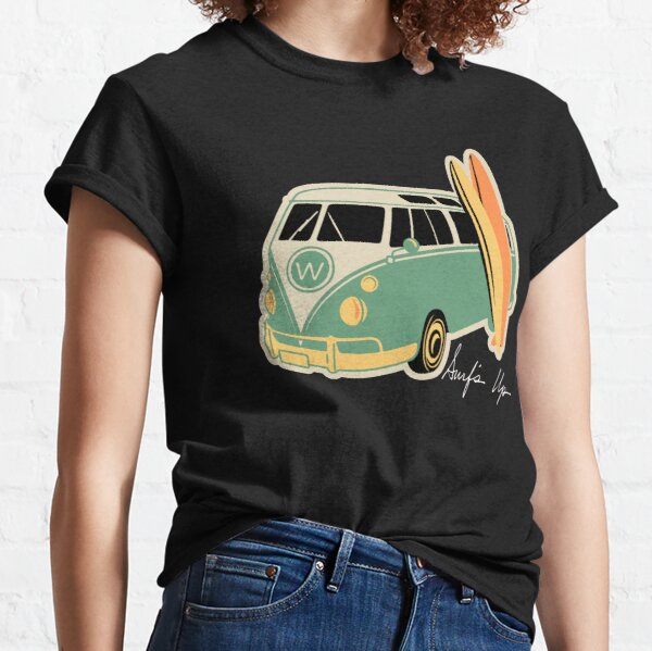 Cool Combi Surf's Up T-shirt classique