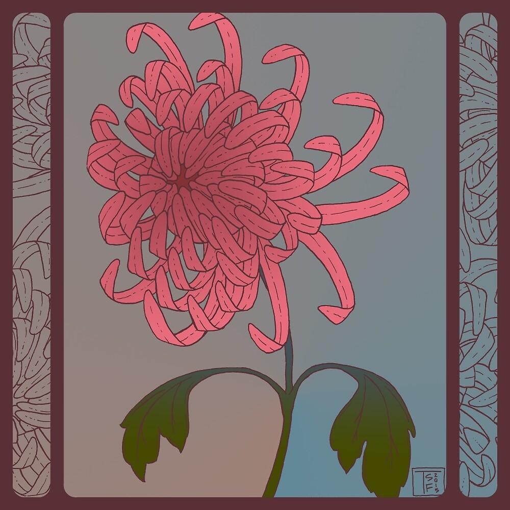 chrysanthemum  by terastar