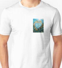 Heart Stone Unisex T-Shirt