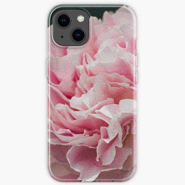Nam Myoho Renge Kyo Pink Flowers and Petals iPhone Soft Case