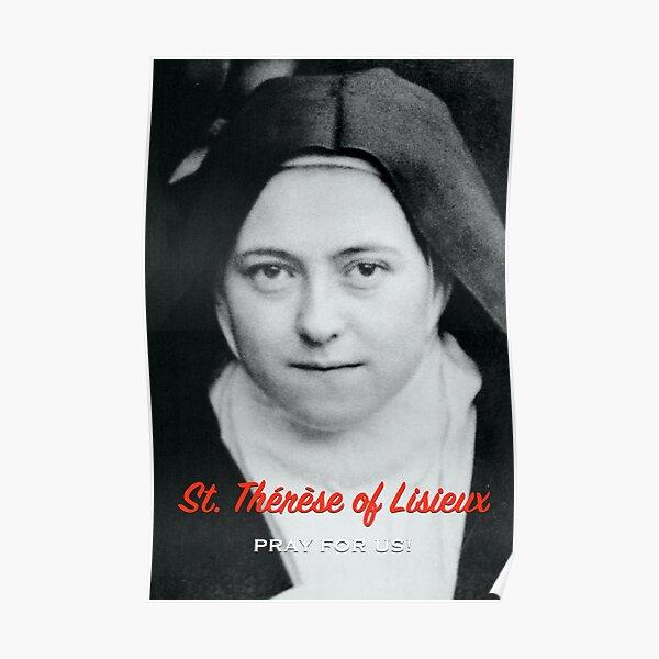 Thérèse of Lisieux - 1 Poster