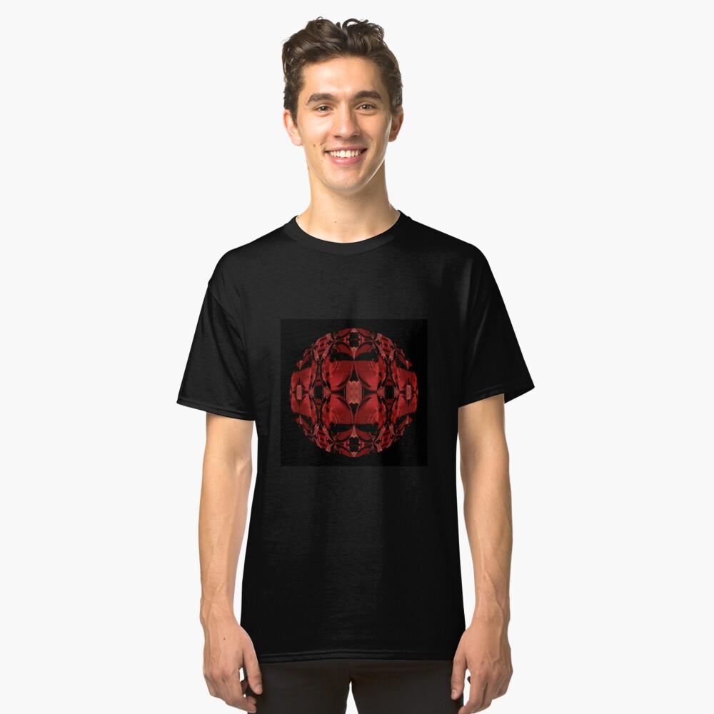 Liquid Light - Blood Diamond Classic T-Shirt