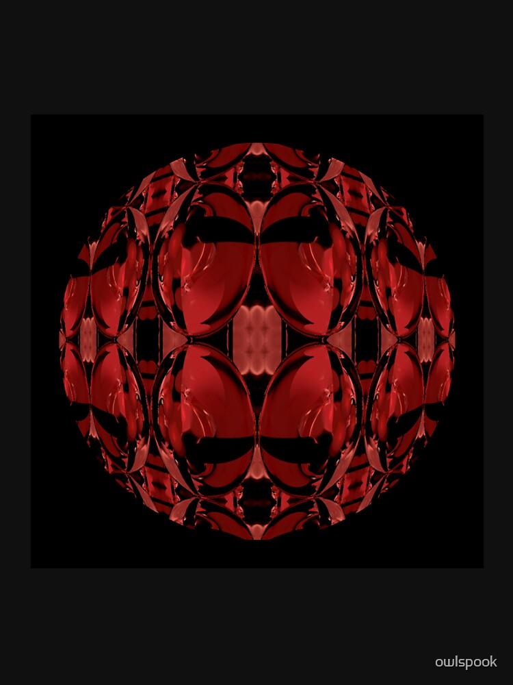 Liquid Light - Blood Diamond by owlspook